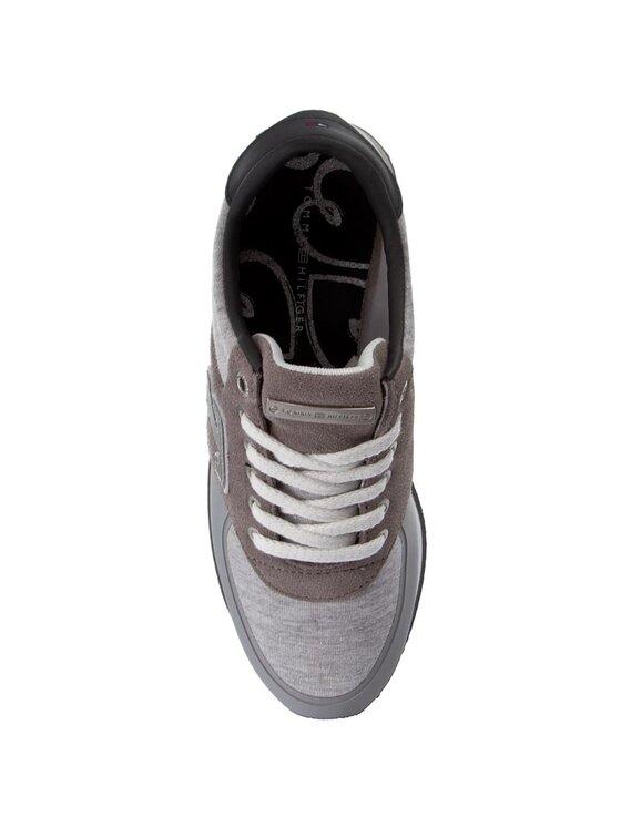 Tommy Hilfiger Tommy Hilfiger Laisvalaikio batai Phoenix 3C2 FW0FW00860 Pilka