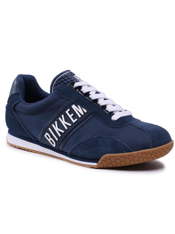 Bikkembergs Laisvalaikio batai Enea B4BKM0087 Tamsiai mėlyna