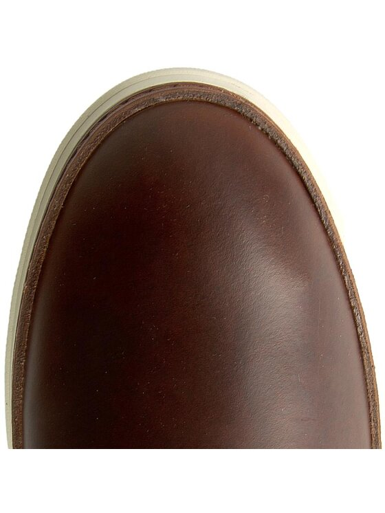 Gant Gant Kotníková obuv Bari 13641317 Hnědá