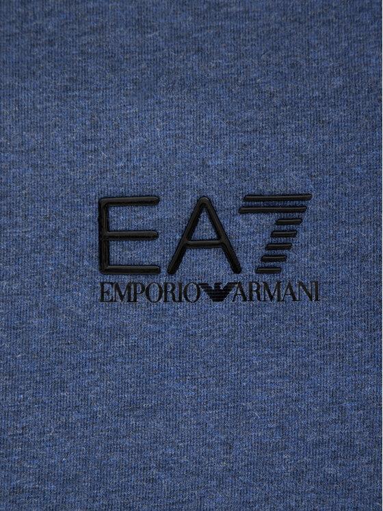 EA7 Emporio Armani EA7 Emporio Armani Longsleeve 3GPT55 PJM5Z 3503 Blu scuro Regular Fit