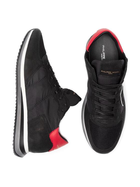 Philippe Model Philippe Model Sneakers Trpx TZLU WN01 Nero