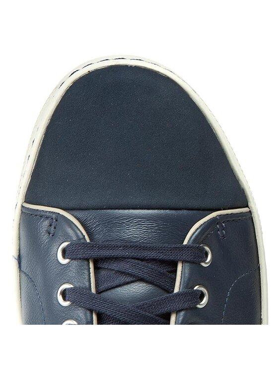 Clarks Clarks Sneakers Ballof Walk 261125897 Blu