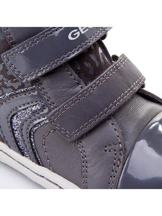 Geox Geox Scarpe basse B Flick G.E B5434E 04322 C9002 Grigio