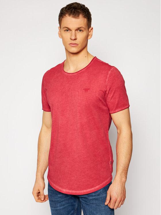 Joop! Jeans Marškinėliai 15 Jjj -06Clark 30019650 Raudona Modern Fit