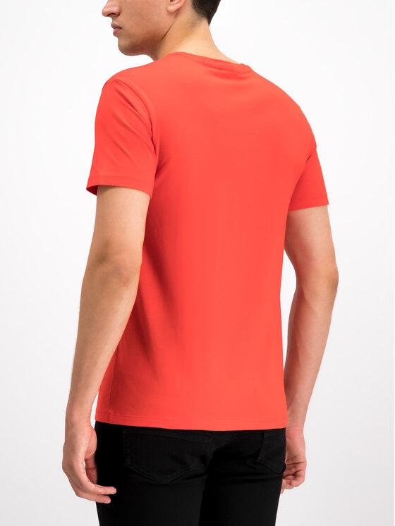 Trussardi Jeans Trussardi Jeans Marškinėliai 52T00219 Oranžinė Regular Fit