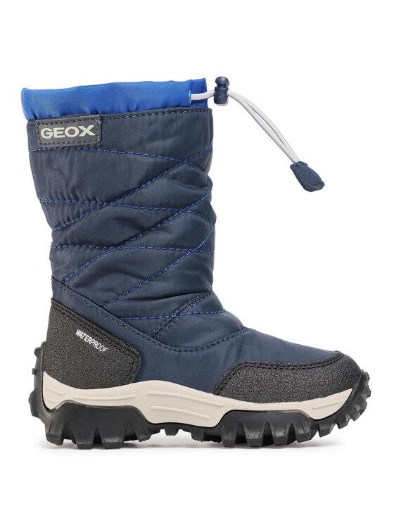 Geox Geox Cizme de zăpadă J Himalaya B Wpf B J043AB 0FU04 C4226 M Bleumarin