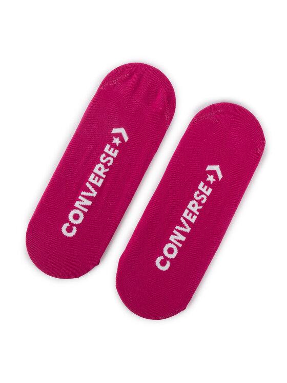 Converse Converse Set di 2 paia di pedulini da donna E754P-2009 Bianco