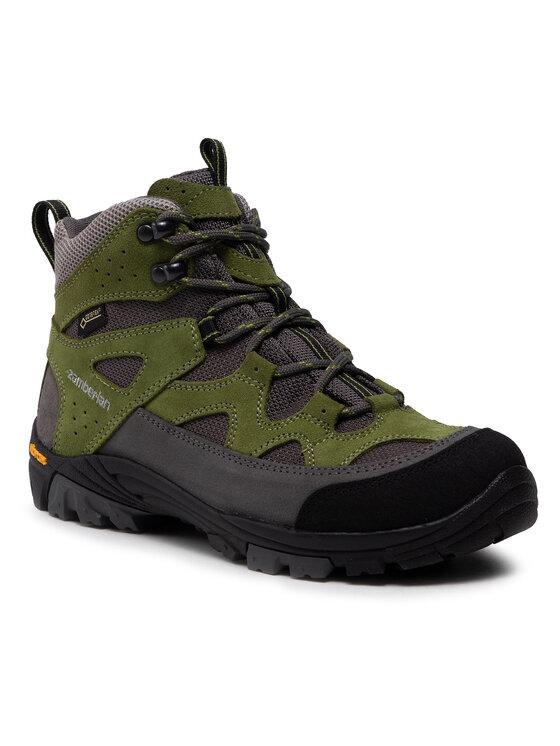 Zamberlan Turistiniai batai 146 Quantum Gtx Rr Jr GORE-TEX Žalia