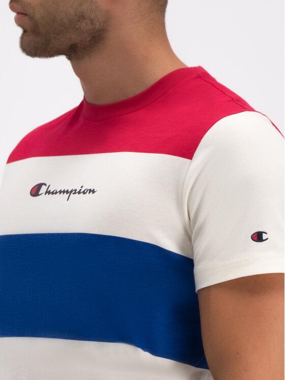 Champion Champion Marškinėliai 212793 Spalvota Regular Fit