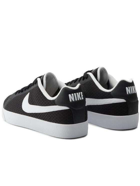 Nike Nike Boty Court Royale Lw Txt 833273 010 Černá