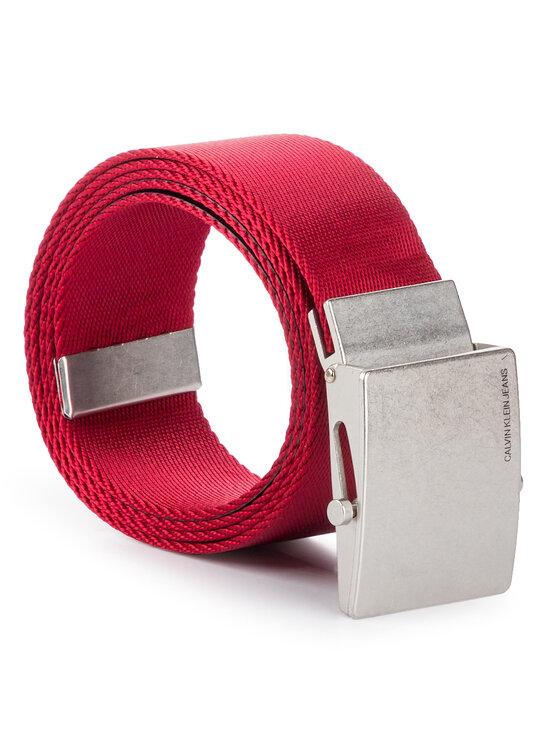Calvin Klein Jeans Calvin Klein Jeans Herrengürtel J 4Cm Military Belt K50K504685 Rot
