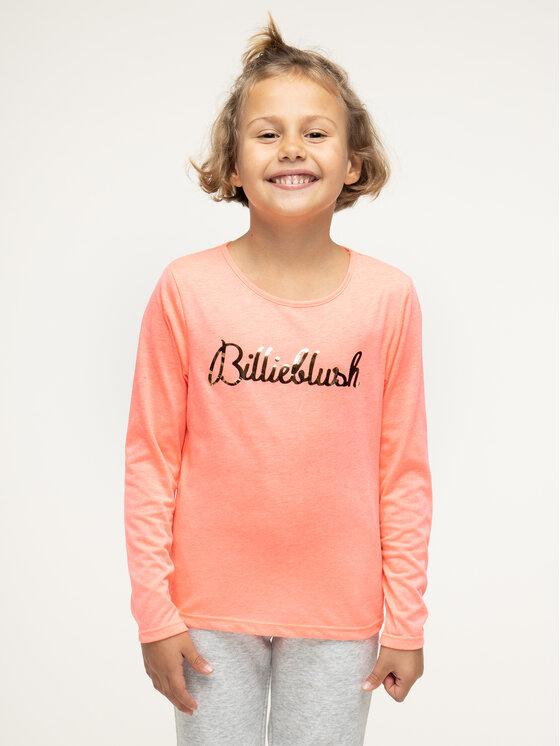 Billieblush Billieblush Μπλουζάκι U15P01 Ροζ Regular Fit