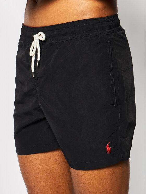 Polo Ralph Lauren Polo Ralph Lauren Badeshorts Traveler 710795015 Schwarz Slim Fit