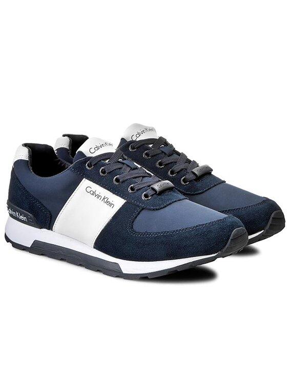 Calvin Klein Jeans Calvin Klein Jeans Sneakersy Dusty SE8448 Granatowy