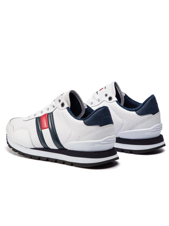 Tommy Jeans Tommy Jeans Sneakers Lifestyle Tommy Jeans Sneaker EM0EM00263 Weiß
