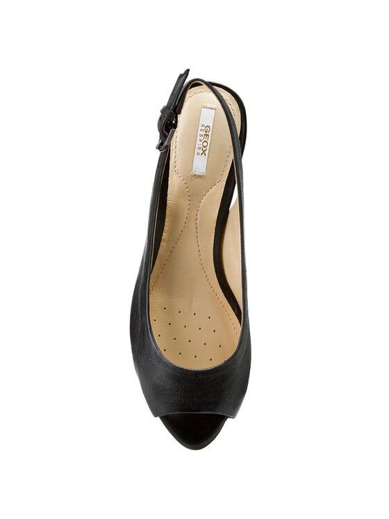Geox Geox Sandale D Floralie C D42T4C 00043 C9999 Negru