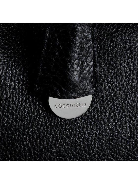 Coccinelle Coccinelle Дамска чанта YL0 Clotilde C1 YL0 18 04 01 Черен