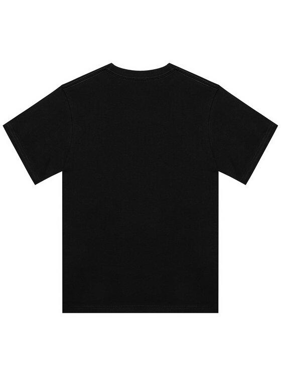 Vans Vans T-Shirt By Otw VN000IVE Czarny Regular Fit