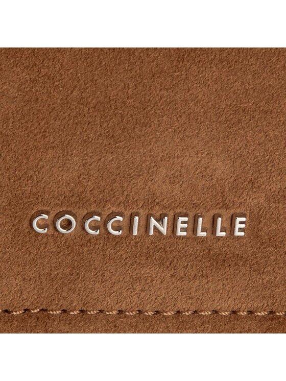 Coccinelle Coccinelle Borsa AG0 Leopoldine Suede E1 AG0 12 01 01 Marrone
