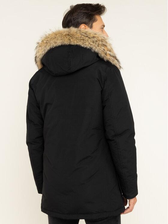 Woolrich Woolrich Žieminė striukė Arctic WOCPS2880 UT0108 Juoda Regular Fit