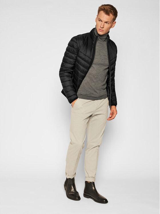 Joop! Jeans Joop! Jeans Vatovaná bunda 15 JJO-91Giaco 30023309 Černá Regular Fit