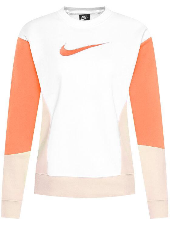 Nike Nike Суитшърт Nsw Crew Hbr Ft CK1402 Цветен Loose Fit