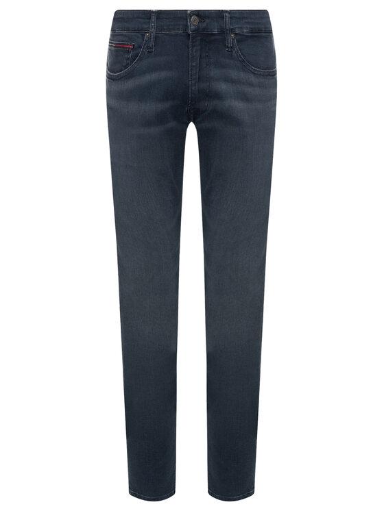 Tommy Jeans Tommy Jeans Džínsy Scanton DM0DM06414 Tmavomodrá Slim Fit