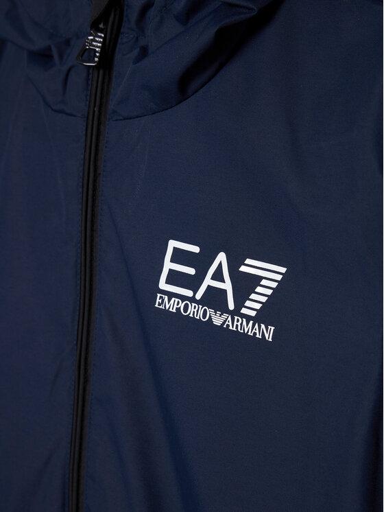EA7 Emporio Armani EA7 Emporio Armani Kurtka przejściowa 6HBB01 BN27Z 1554 Granatowy Regular Fit