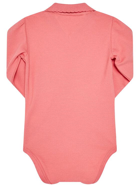 Tommy Hilfiger Tommy Hilfiger Body dziecięce Gift Box KN0KN01176 Różowy Regular Fit