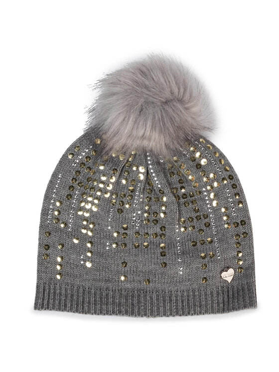 Guess Guess Шапка Not Coordinated Hats AW8216 WOL01 Сив