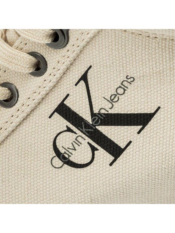 Calvin Klein Jeans Calvin Klein Jeans Αθλητικά Ritzy R3551 Μπεζ