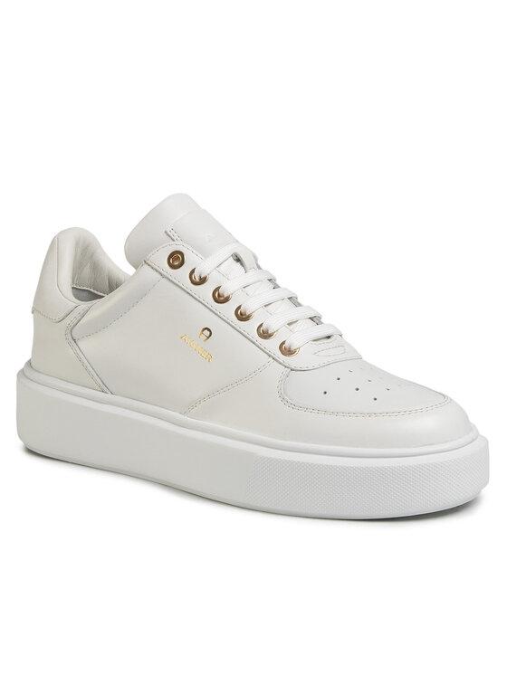 Aigner Laisvalaikio batai Sally 1A 1201010 Balta