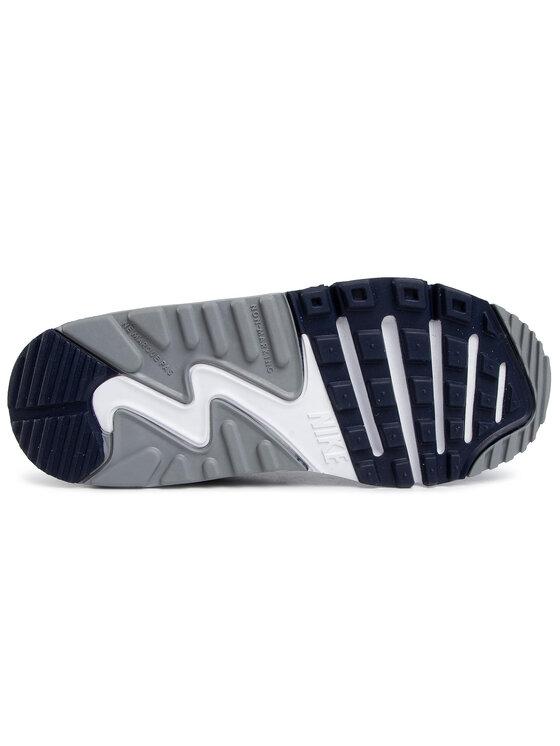 Nike Nike Buty Air Max 90 Ltr (Ps) CD6867 105 Biały