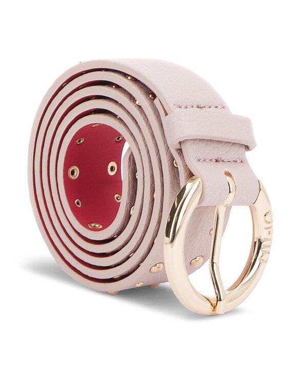 Liu Jo Liu Jo Moteriškas Diržas 3 Cm Belt Gioia A68230 E0027 Rožinė