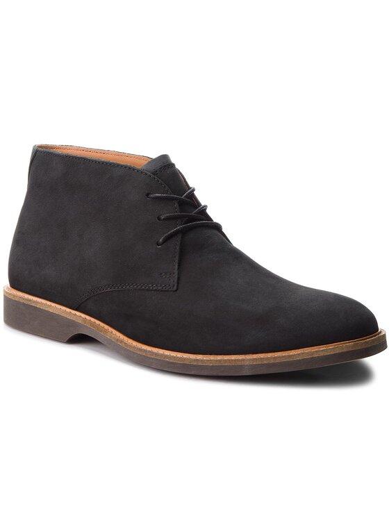 Clarks Clarks Обувки Atticus Limit 261367387 Черен