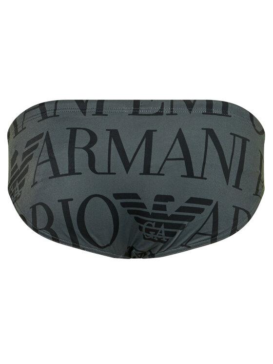 Emporio Armani Emporio Armani Kąpielówki 211723 0P408 02842 Szary