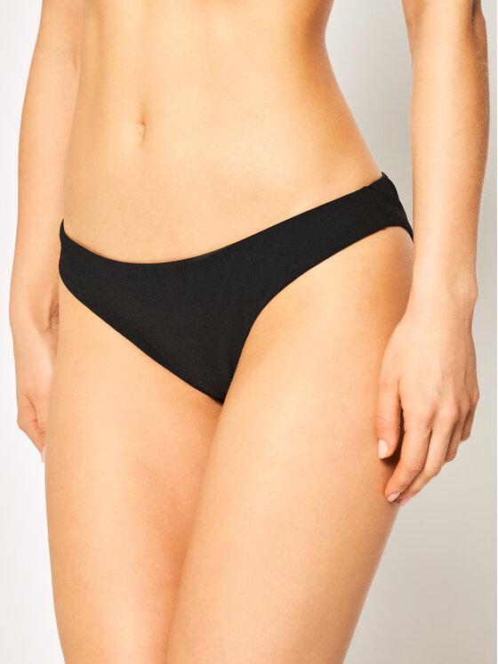 Dsquared2 Bikinio apačia Swim Briefs D6B212500 Juoda