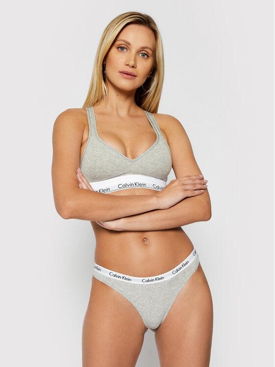 Calvin Klein Underwear Calvin Klein Underwear Siaurikės 0000D1617E Pilka