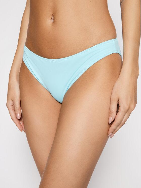 Calvin Klein Swimwear Bikinio apačia KW0KW01331 Mėlyna