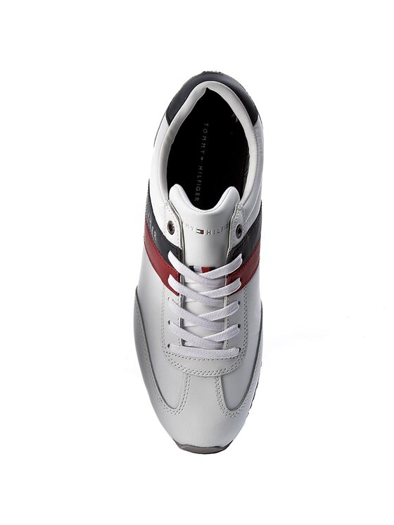 Tommy Hilfiger Tommy Hilfiger Sneakersy Maxwell 12C2 FM0FM00613 Bílá