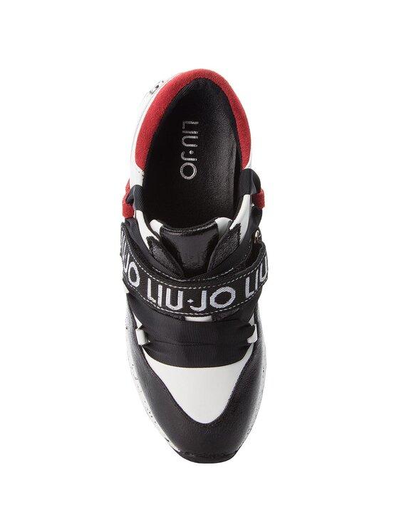 Liu Jo Liu Jo Laisvalaikio batai Karlie 03 B68001 PX001 Balta