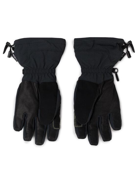 Black Diamond Black Diamond Lyžiarske rukavice Glissade Gloves BD801728 Čierna