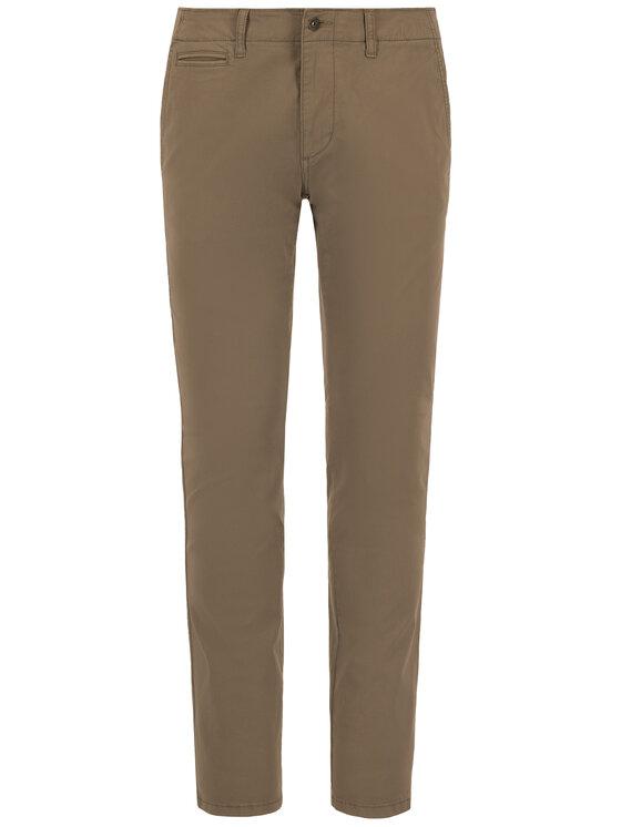 Napapijri Napapijri Pantaloni di tessuto Mana 2 NP0A4E32 Marrone Regular Fit