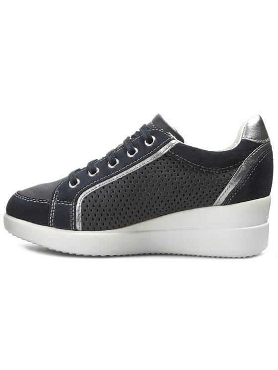 Geox Geox Sneakers D Stardust A D5230A 0CL22 C4002 Bleu