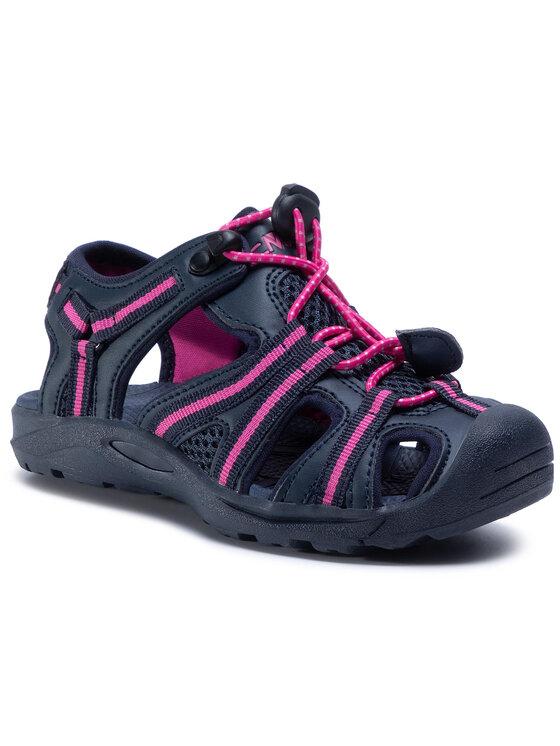 CMP Sandały Kids Aquarii Hiking Sandal 30Q9664 Granatowy
