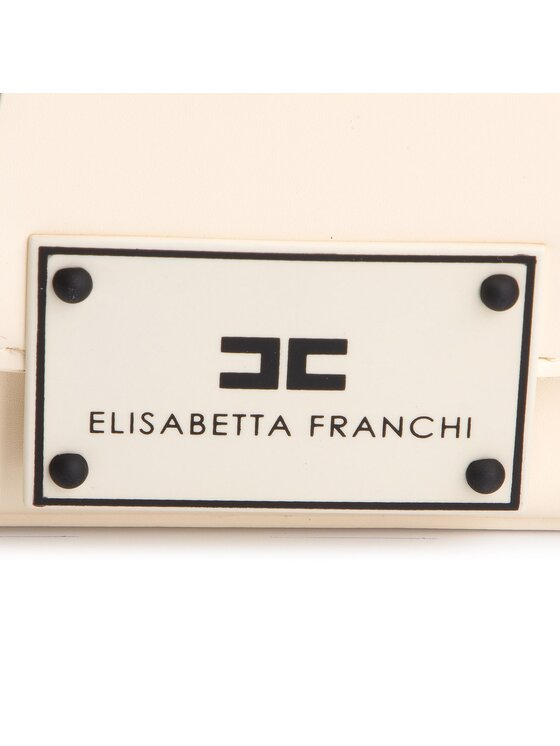 Elisabetta Franchi Elisabetta Franchi Дамска чанта BS-08A-91E2-V199 Бежов
