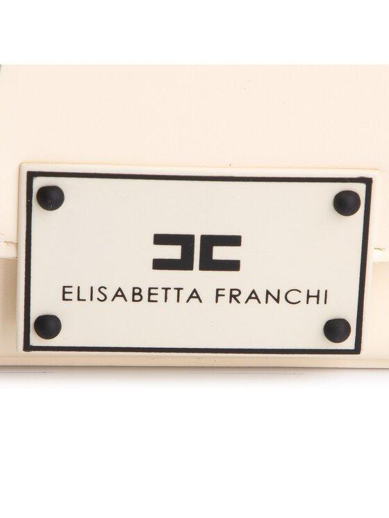 Elisabetta Franchi Elisabetta Franchi Kabelka BS-08A-91E2-V199 Béžová