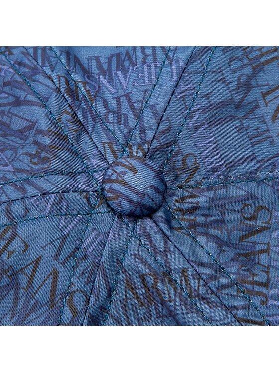 Armani Jeans Armani Jeans Czapka z daszkiem A6417 T1 KX Granatowy