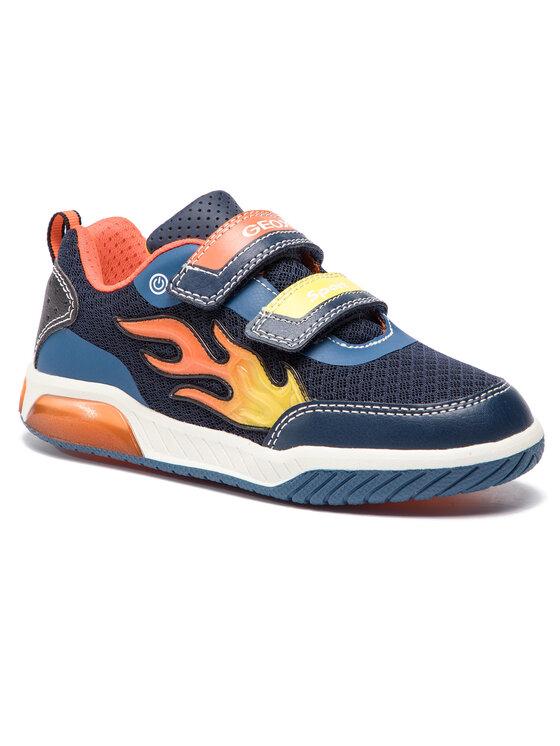 Geox Geox Sneakersy J Inek B. C J929CC 014BU C0659 D Granatowy