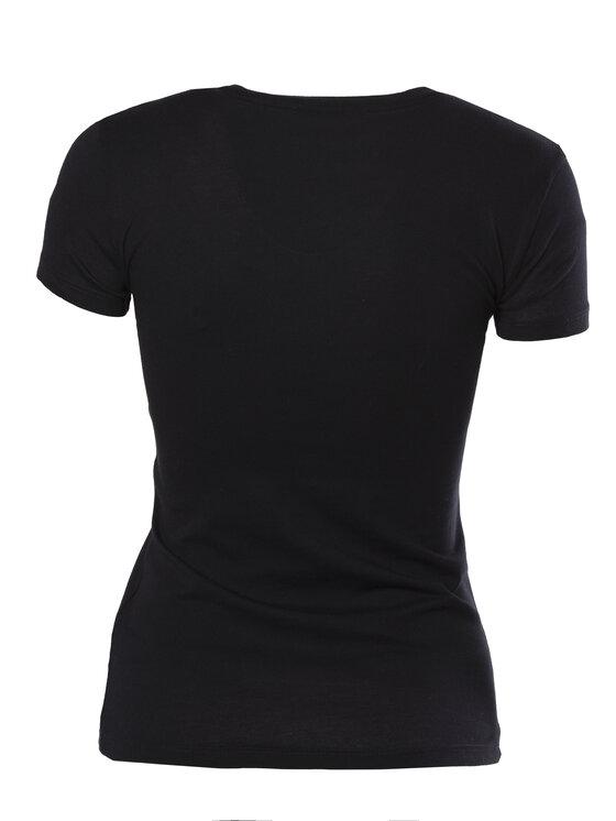Guess Guess T-shirt W92I53 K19U1 Nero Regular Fit